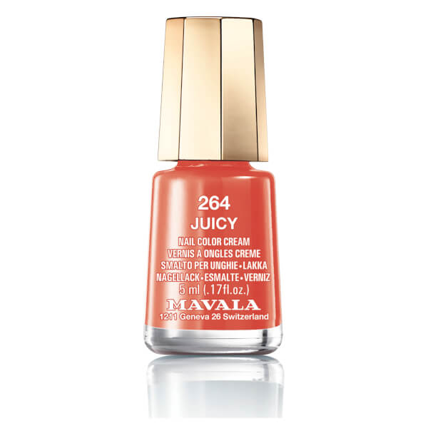 Mavala Nail Polish - 264 Juicy