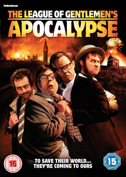 League Of Gentleman's Apocalypse