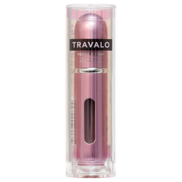 Travalo Classic HD Atomiser Spray Bottle - Pink (5ml)