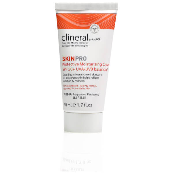 CLINERAL SKINPRO Protective Moisturiser SPF50 50ml