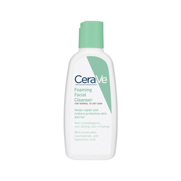 CeraVe Foaming Facial Cleanser 3 fl oz