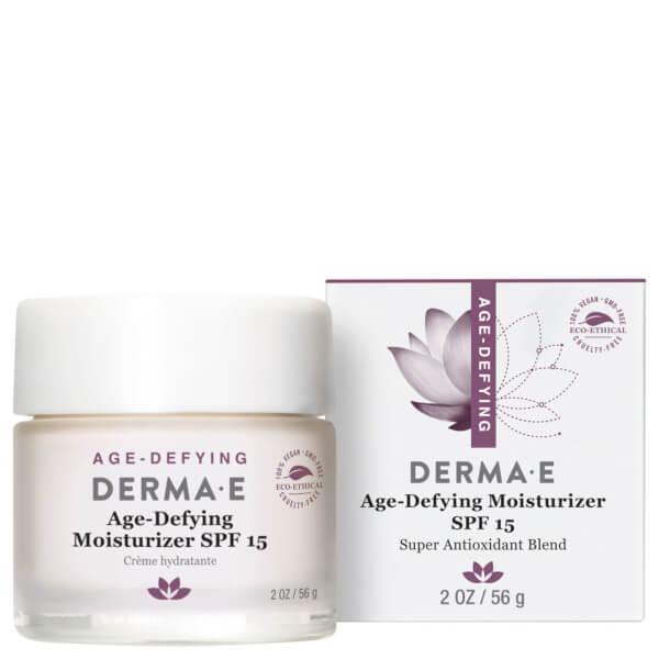 derma e Age-Defying Moisturizer SPF 15 with Astaxanthin and Green Tea