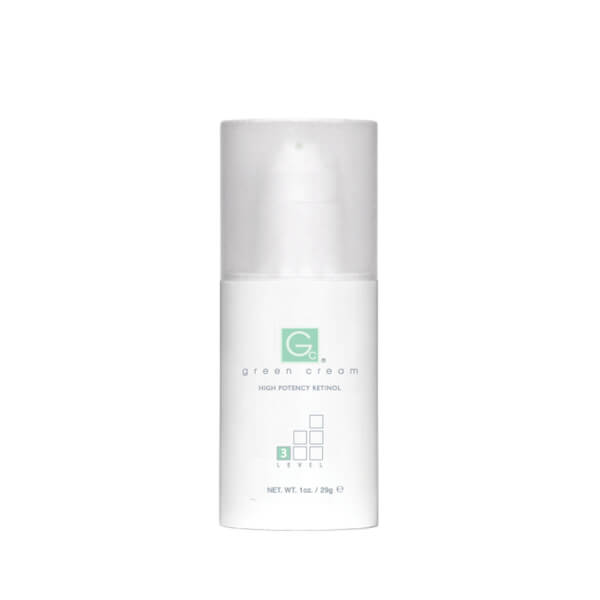 Green Cream Retinol - Level 3