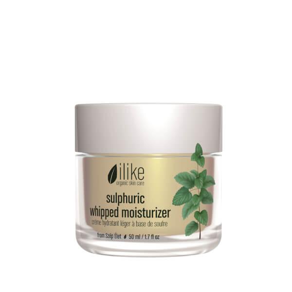 ilike organic skin care Sulphuric Whipped Moisturizer