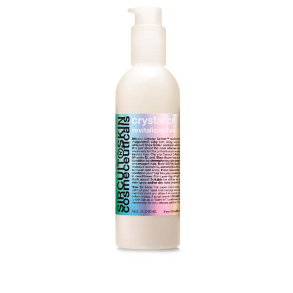 SIRCUIT Skin Crystal Creme Revitalizing Hair Conditioner