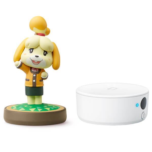 Nintendo 3DS NFC Reader/Writer + Isabelle amiibo (Animal Crossing Collection)