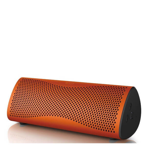 KEF MUO Bluetooth Speaker - Orange