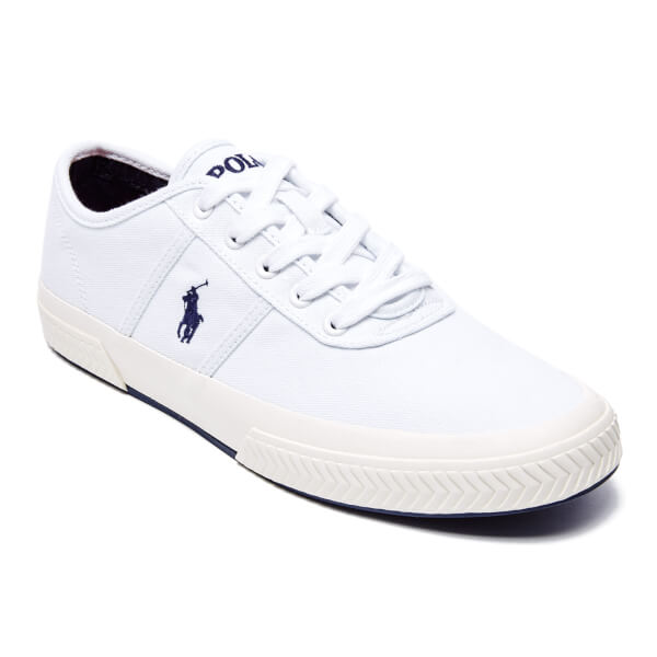 Polo Ralph Lauren TYRIAN - Trainers - pure white bF1JWXpQI