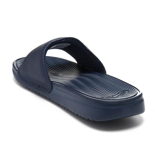 39932368c8ee Polo Ralph Lauren Men s Rodwell Slide Sandals - Blue Mens Footwear ...