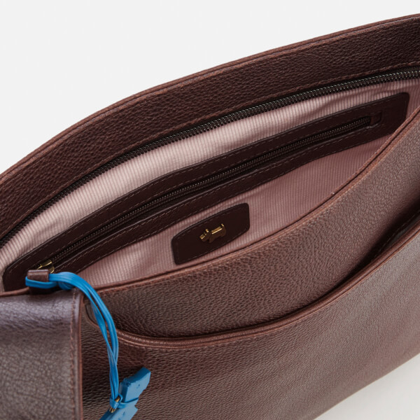 Radley Women s Pocket Bag Large Zip Top Cross Body Bag - Brown  Image 8 ee067c57daa5c