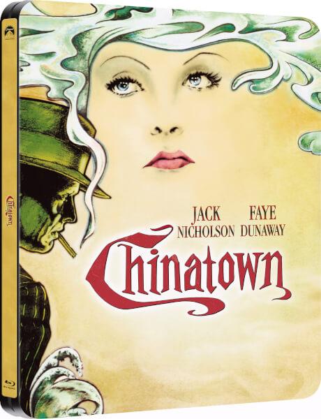 Chinatown - Steelbook Édition Limitée