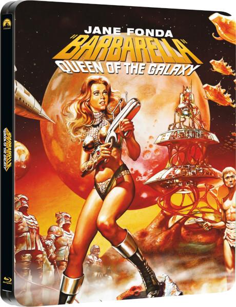 Barbarella - Limited Edition Steelbook