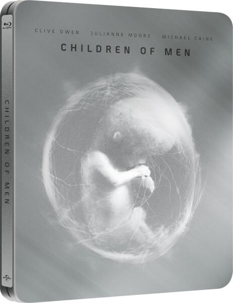Les Fils de l'homme - 10ième Anniversaire - Steelbook Édition Limitée