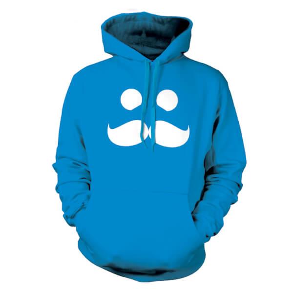 Mumbo Jumbo Hoodie - Blue