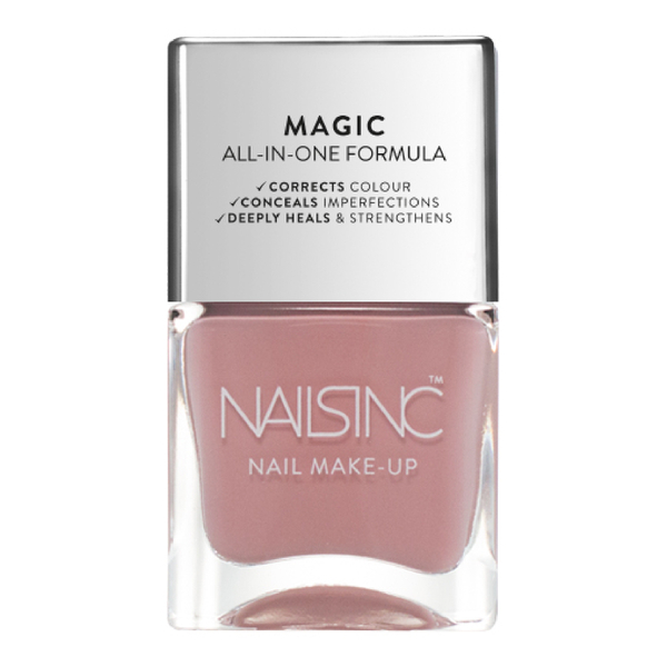 nails inc. Back to Life Recovery Treatment and Base Coat 14ml