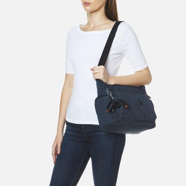 ef7a0db4b7 Kipling Women's Gabbie Large Shoulder Bag - Dazzling True Blue: Image 2