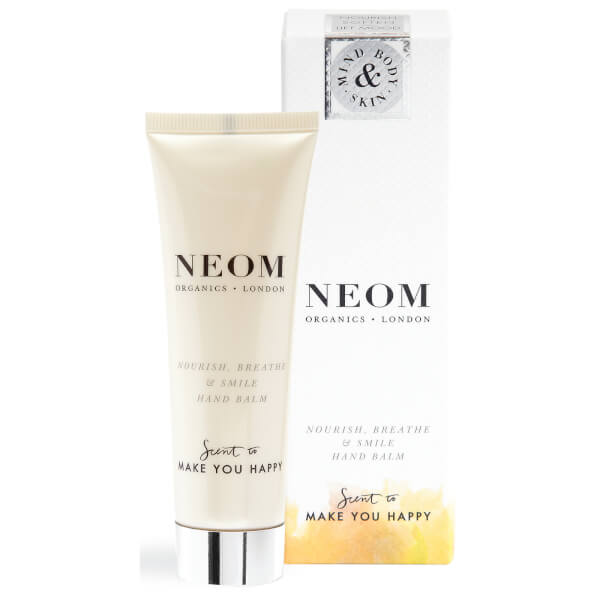 NEOM Nourish, Breathe & Smile Hand Balm