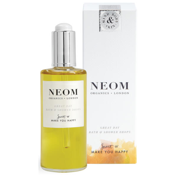 NEOM Great Day Bath & Shower Drops