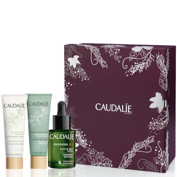 Caudalie French Detox Set