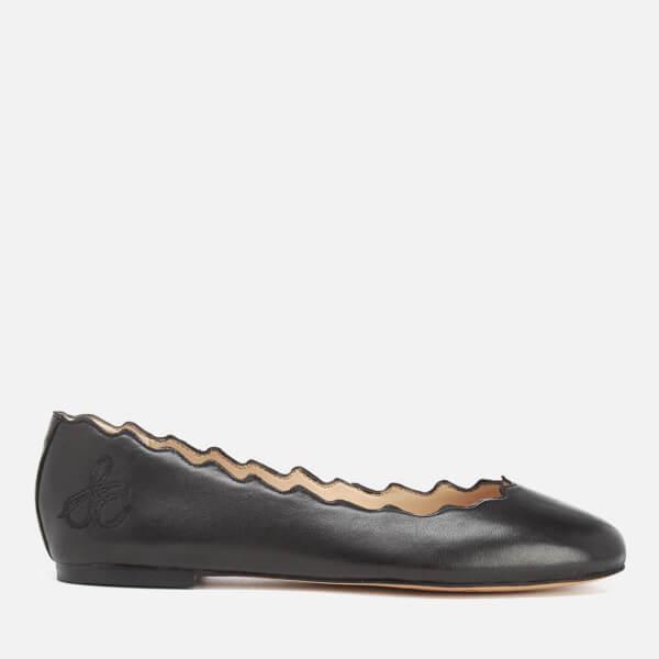 53fa938276847 Sam Edelman Women s Francis Ballet Flats - Black  Image 1