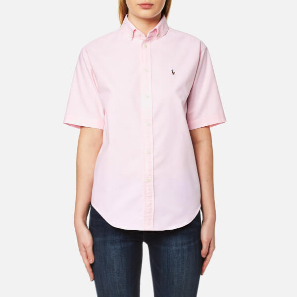 Ralph Lauren Womens Oxford Shirt