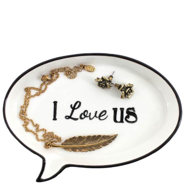 I Love Us Jewellery Tray