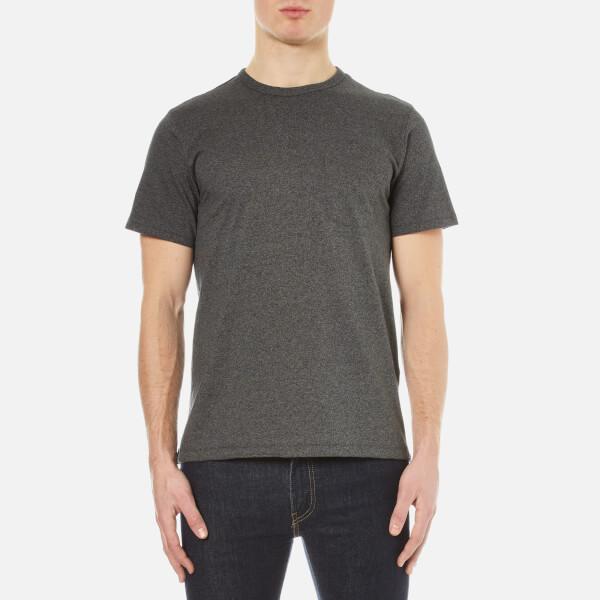 rag & bone Men's Standard Issue Pocket T-Shirt - Pewter