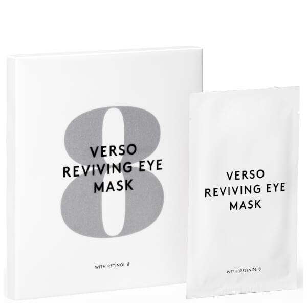 VERSO Reviving Eye Mask (4 Pack)