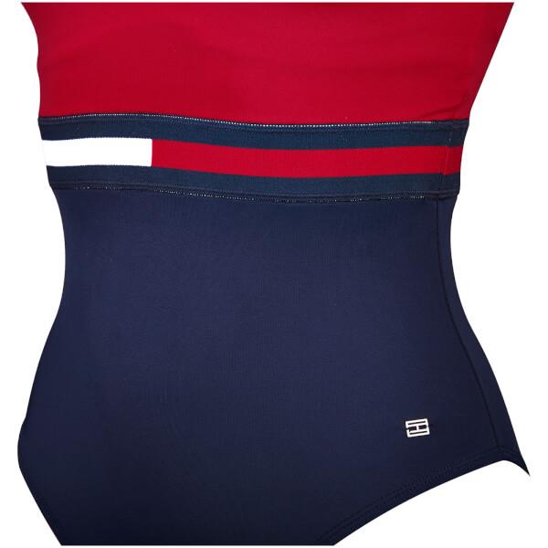tommy hilfiger bathing suit women