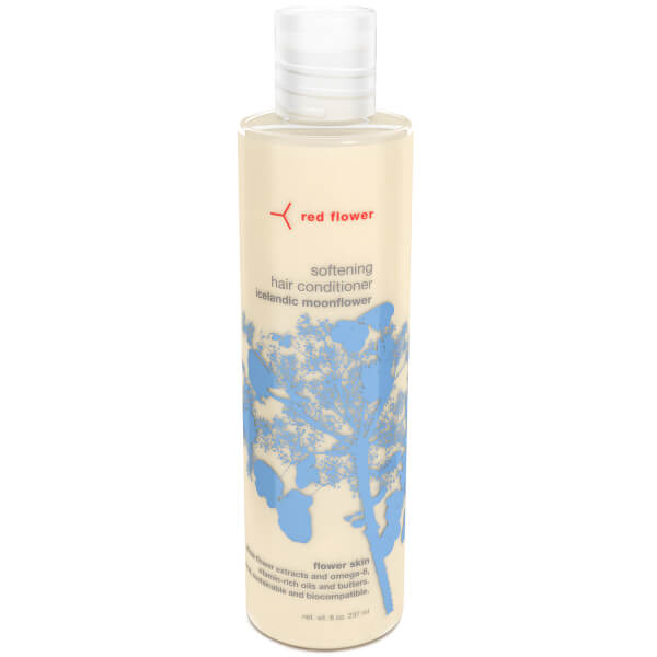 Red Flower Icelandic Moonflower Softening Hair Conditioner