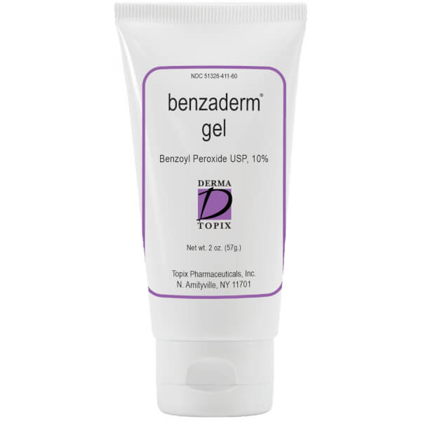 Replenix Acne Solutions Benzoyl Peroxide 10% Acne Gel