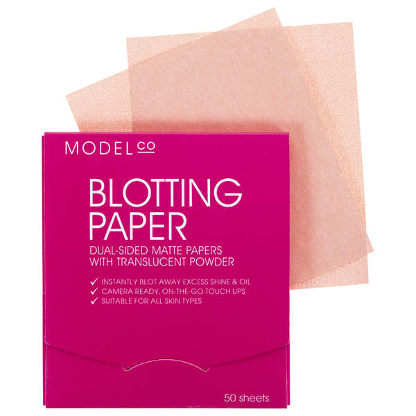 ModelCo Blotting Paper with Powder
