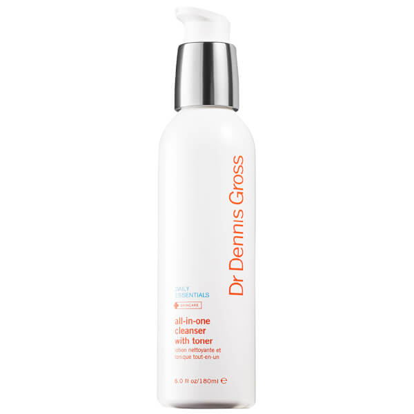 Dr. Dennis Gross All In One Cleaser with Toner 180ml