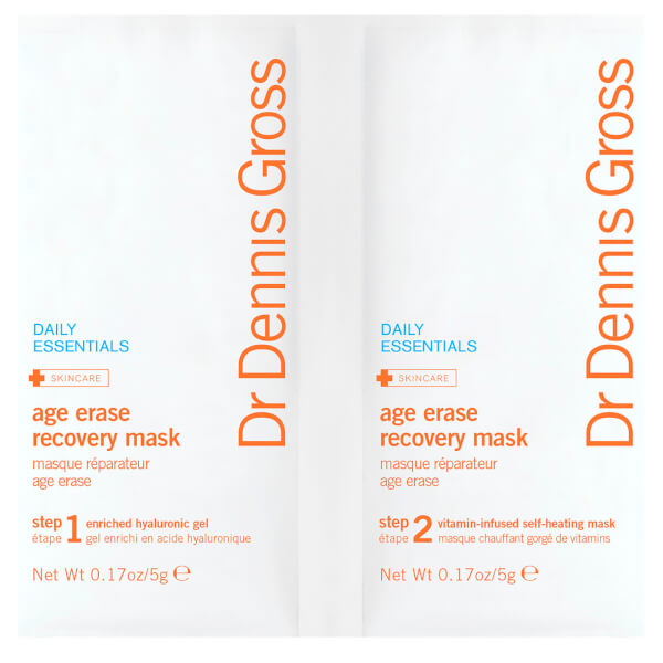 Dr. Dennis Gross Age Erase Recovery Mask (6 Packettes)