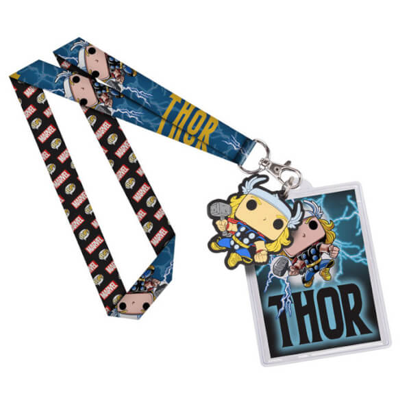 Marvel Thor Pop! Lanyard