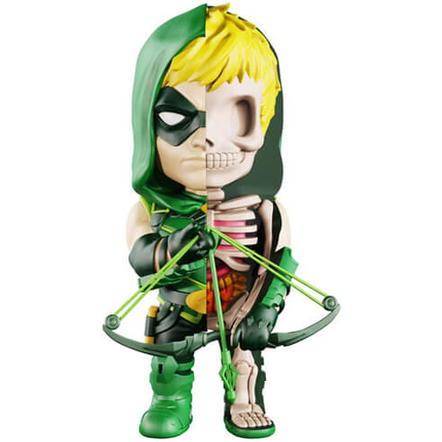 DC Comics XXRAY Figure Wave 6 Green Arrow