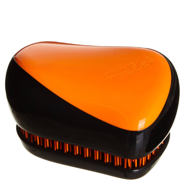 Tangle Teezer Compact Styler Hairbrush - Orange Flare