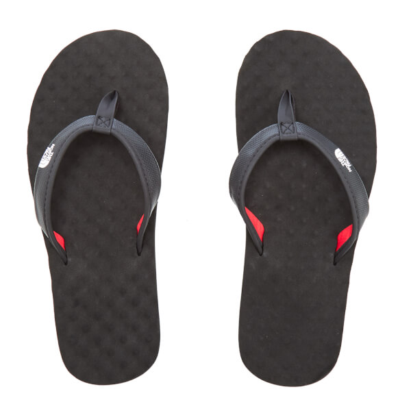 86e64747f13135 The North Face Women s Base Camp Mini Flip Flops - TNF Black Womens ...