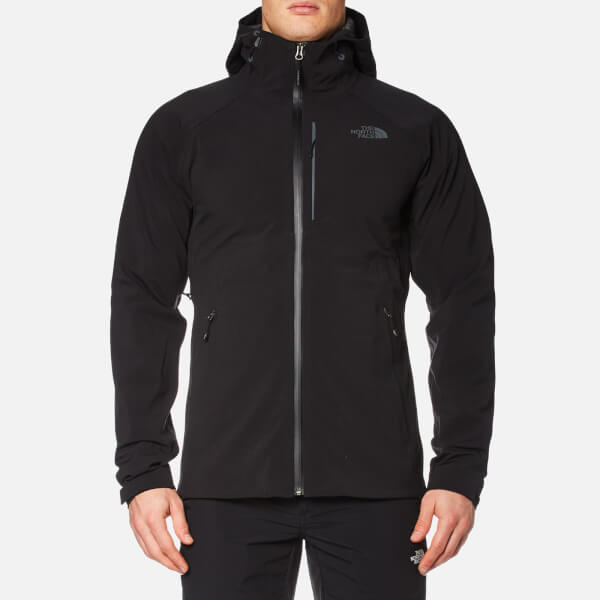 The North Face Men s Apex Flex GTX Jacket - TNF Black Clothing ... 3ee7c422d