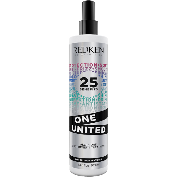 The Best Hair Products For Each Hair Type | Redken One United All-in-One-Multi-Benefit Treatment | Hairstyle on Point