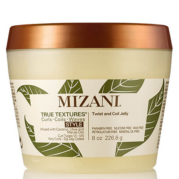 Mizani True Textures Twist and Coil Jelly 8oz