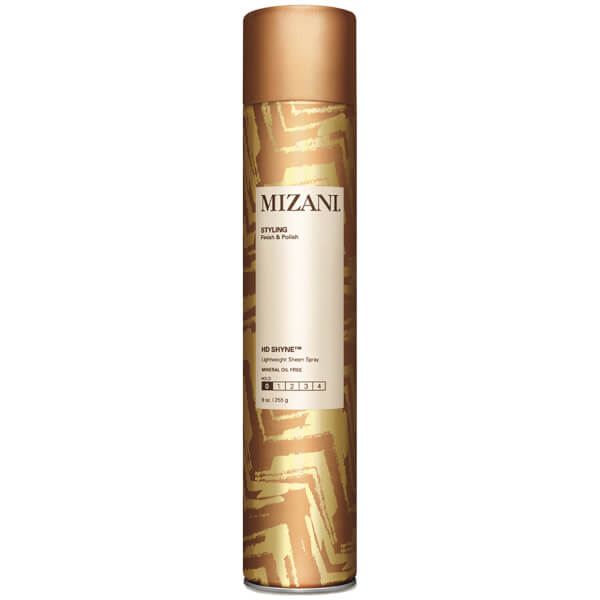 Mizani HD Shyne Spray 9oz