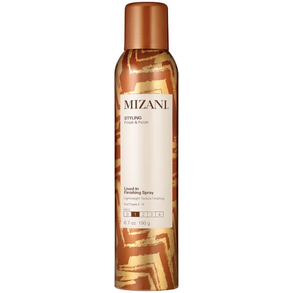 Mizani Lived-In Finishing Spray 6.7oz