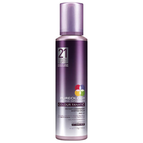 Pureology Colour Fanatic Instant Conditioning Whipped Cream 4oz