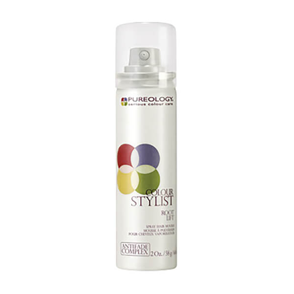 Pureology Colour Stylist Root Lift Spray Hair Mousse 2 oz