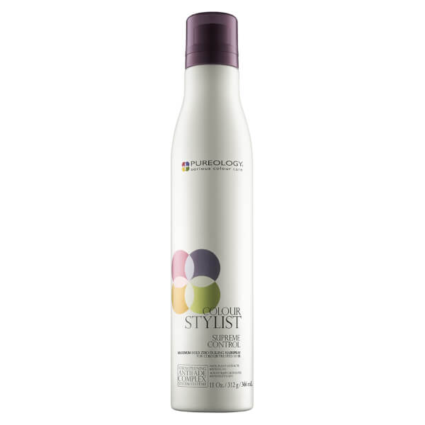 Pureology Colour Stylist Supreme Control Hairspray 11oz