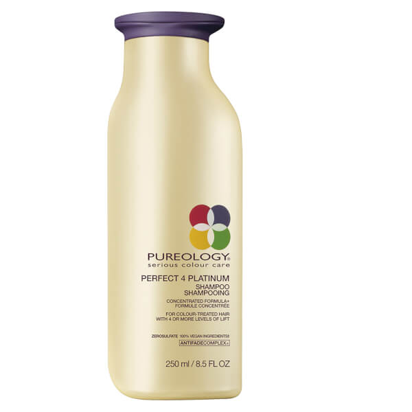 Pureology Perfect 4 Platinum Shampoo 8.5oz
