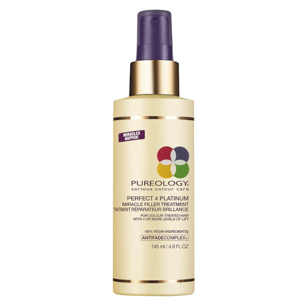 Pureology Perfect 4 Platinum Miracle Filler Treatment 4.9oz