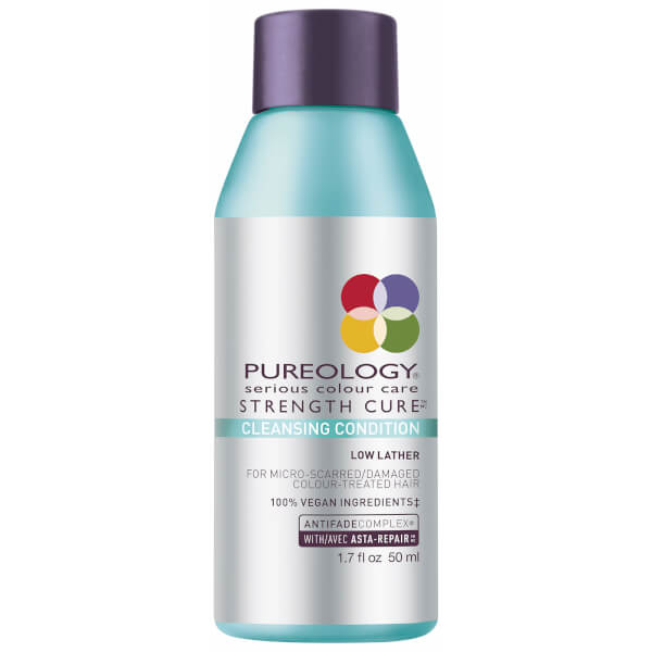 Pureology Strength Cure Cleansing Conditioner 1.7 oz