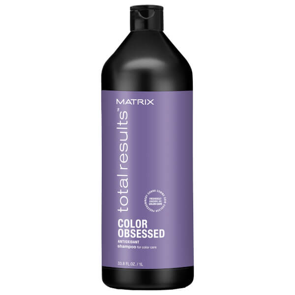 Matrix Total Results Color Obsessed Shampoo 33.8oz